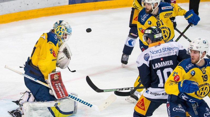 Tops et flops: les hockeyeurs valaisans se sont distingués ce week-end
