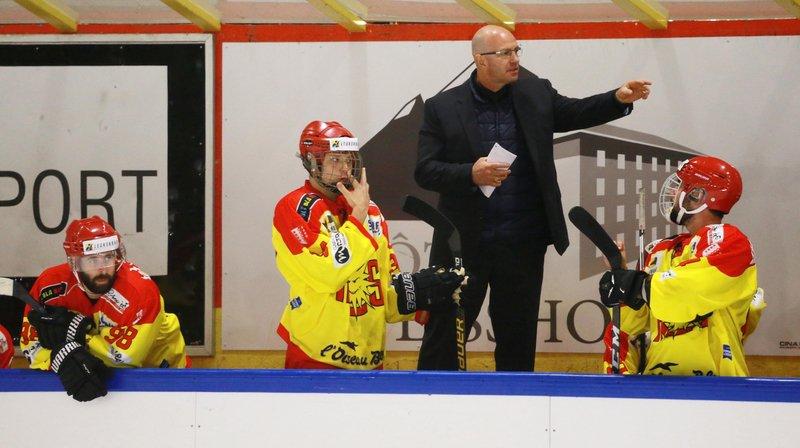 Hockey: Sierre pourrait récupérer un point sur le tapis vert après sa victoire en prolongation à Star Forward
