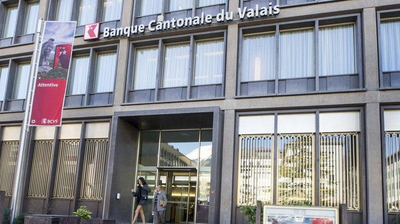 Banque cantonale du Valais: plus de 10milliards de prêts hypothécaires