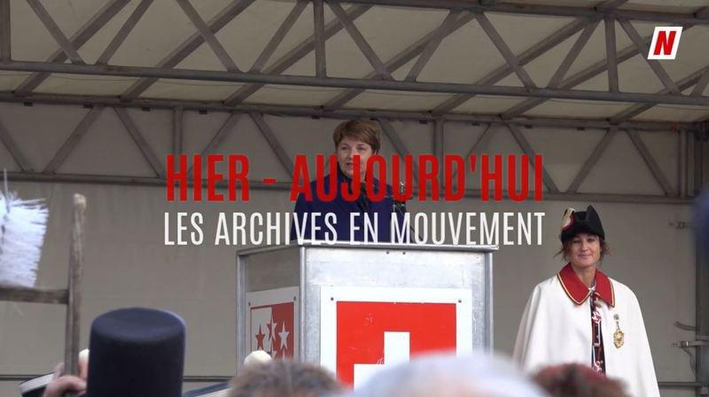 Archives en mouvement: vive les Conseillers fédéraux !