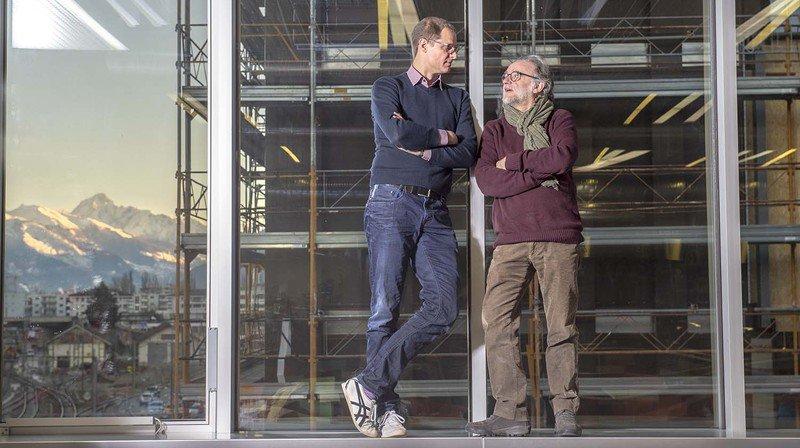 Quand l'EPFL et la HES-SO Valais rapprochent leurs équipes pour mieux faire apparaître le Valais