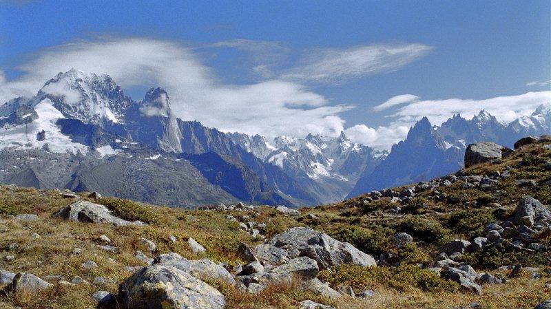 Mont-Blanc: une candidature à l'UNESCO pour valoriser les paysages et les populations du massif