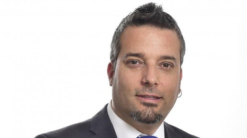 Stéphane Ganzer a été élu à la présidence de la Commission de justice.