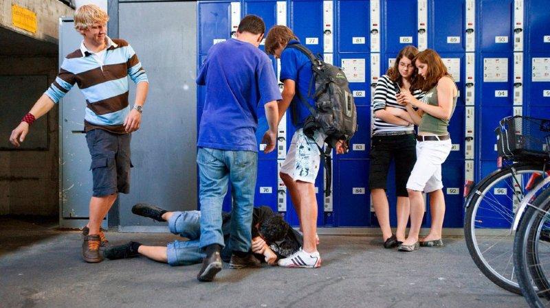 Le Valais lance une vaste enquête sur le harcèlement scolaire