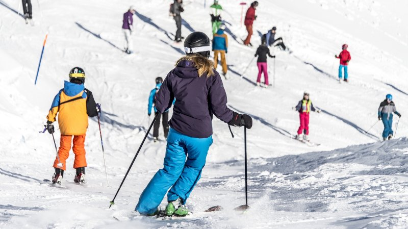 Les premiers skieurs sont attendus à Ovronnaz et aux Marécottes ce week-end.