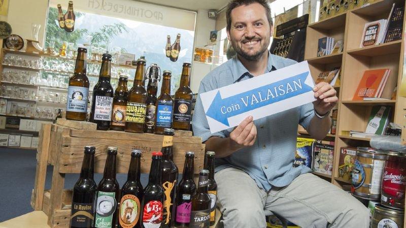 """Bières artisanales: le canton du Valais n'est """"pas à la traîne"""""""