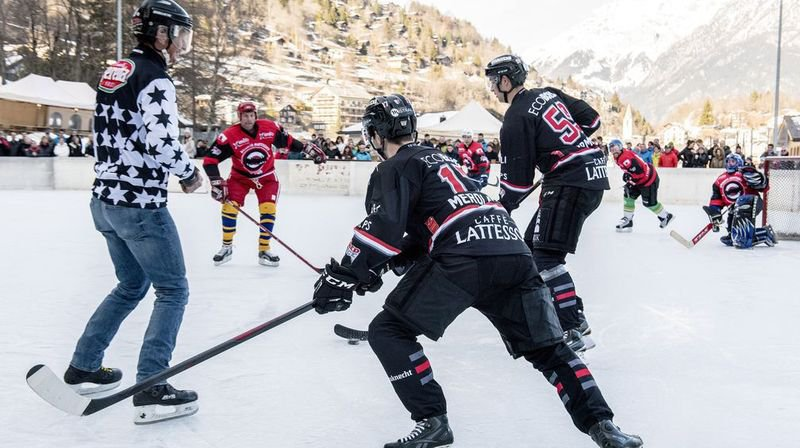 Le temps fort du programme d'animations sera le match de hockey prévu le vendredi 30 décembre en fin de journée.