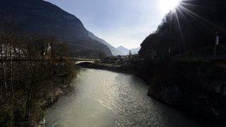 Rhône 3: le Conseil fédéral propose de débloquer 1 milliard pour poursuivre les travaux
