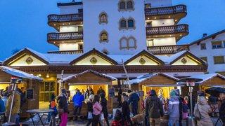 Winter Opening à Crans-Montana