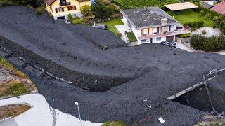 Chamoson: cinq millions de francs pour combattre les laves torrentielles