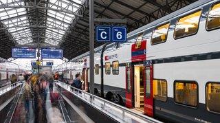 CFF: perturbations en gare de Lausanne à cause de fans du FC Bâle