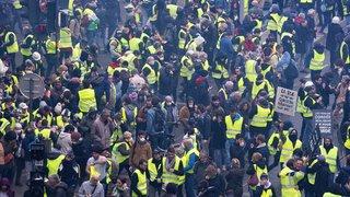 Gilets jaunes: la Russie dément toute intervention en lien avec les manifestations