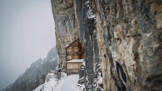 Appenzell Rhodes-Intérieures: l'auberge Aescher, le plus célèbre restaurant d'altitude a trouvé un repreneur