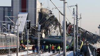 Turquie: 9 morts et des dizaines de blessés dans un accident de train à Ankara