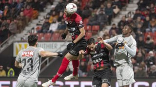 Football – Super League: Neuchâtel Xamax s'incline 1-4 contre Young Boys