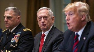 États-Unis: le ministre de la Défense Jim Mattis démissionne après l'annonce de Trump sur la Syrie
