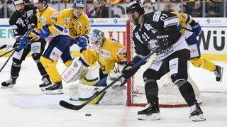Hockey – Coupe Spengler: Davos bat les Nuremberg Ice Tigers 3 à 2