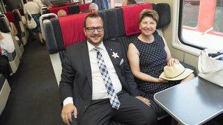 Election de Viola Amherd: Philipp Matthias Bregy nouveau conseiller national valaisan