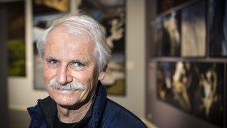 Yann Arthus-Bertrand se confie en marge de sa rétrospective à la fondation Opale à Lens