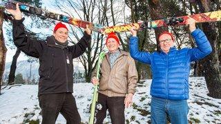 Ski: le cours des Bonnets rouges, une véritable institution, fête ses 70 ans