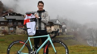 Cyclisme: Simon Pellaud aura deux coéquipiers intéressants chez IAM Excelsior