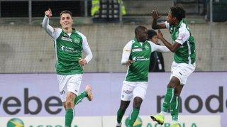 Football: le Valaisan Vincent Sierro s'affirme comme buteur en série au FC Saint-Gall