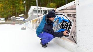 Hockey sur glace: le HC Saastal, un monument de 1re ligue en danger