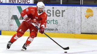 Hockey: grâce à son succès face à Bâle, le HCV Martigny fait la paire avec le HC Sierre