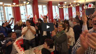 Élection au Conseil fédéral: quand le stamm du parti de Viola Amherd explose de joie…