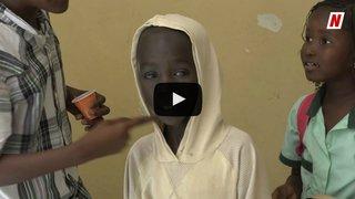 Terre des Hommes, la renaissance d'Abdoulaye en Valais:  rencontre avec un enfant de 10 ans au coeur un peu cassé