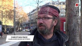 Rencontre avec Christian Page, le Valaisan devenu SDF à Paris avant de s'en sortir et d'écrire