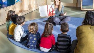 Sion: 10 millions pour améliorer l'offre de places en crèche et nurserie