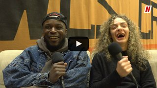 """Nadia et Dakota avant la finale de """"la France a un incroyable talent"""" (2/4): leur rapport au Valais et le hip hop"""