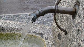 Trop d'arsenic dans l'eau potable: les communes de Collonges, Finhaut, Salvan et Vernayaz en quête de solutions