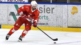 Hockey: malgré les circonstances, HCV Martigny a fait le «job»