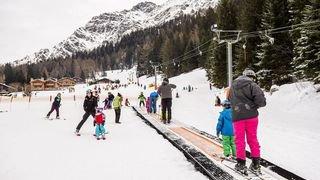Ski: les conditions sont meilleures que prévu en Valais