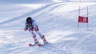 La skieuse haut-valaisanne Charlotte Lingg écrase la concurrence à Veysonnaz