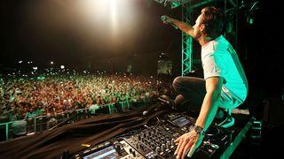 Le DJ star de la pop house électro Martin Solveig à Sion sous les étoiles
