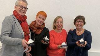 Quatre Valaisannes honorées par un Mérite Agricole