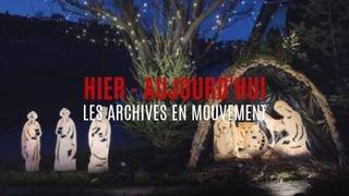 """Archives en mouvement: Noël se paie la """"Une"""""""