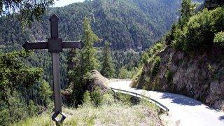 La route Pinsec – Vercorin est rouverte