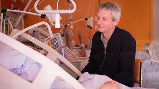 A la période de Noël, les aumôniers des hôpitaux valaisans sollicités
