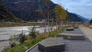 Rhône 3: le Valais et Vaud lancent un concours international pour aménager les digues du fleuve