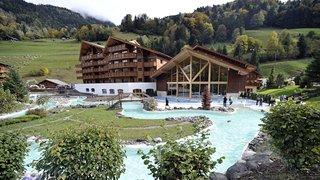 Bains de Val-d'Illiez: la justice bloque une concession d'eau thermale