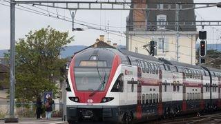 Trains: ce dimanche, le Valais passe à l'étage supérieur