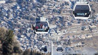 Chalais: les citoyens valident les 3millions pour un nouveau télésiège à Vercorin