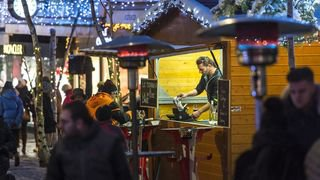 Crans-Montana: le Winter Opening a marqué le coup d'envoi de la saison d'hiver