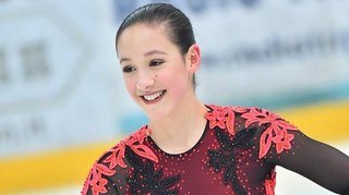 Patinage artistique: Yoonmi Lehmann récolte du bronze lors des championnats de Suisse