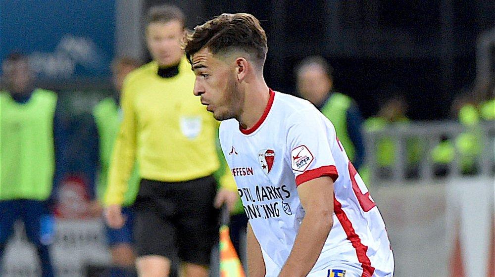 Bastien Toma disputera-t-il son dernier tour avec le FC Sion lors du printemps à venir?