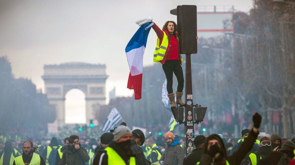 Les manifestations de ces derniers mois ont un impact économique que les entreprises commencent à chiffrer.
